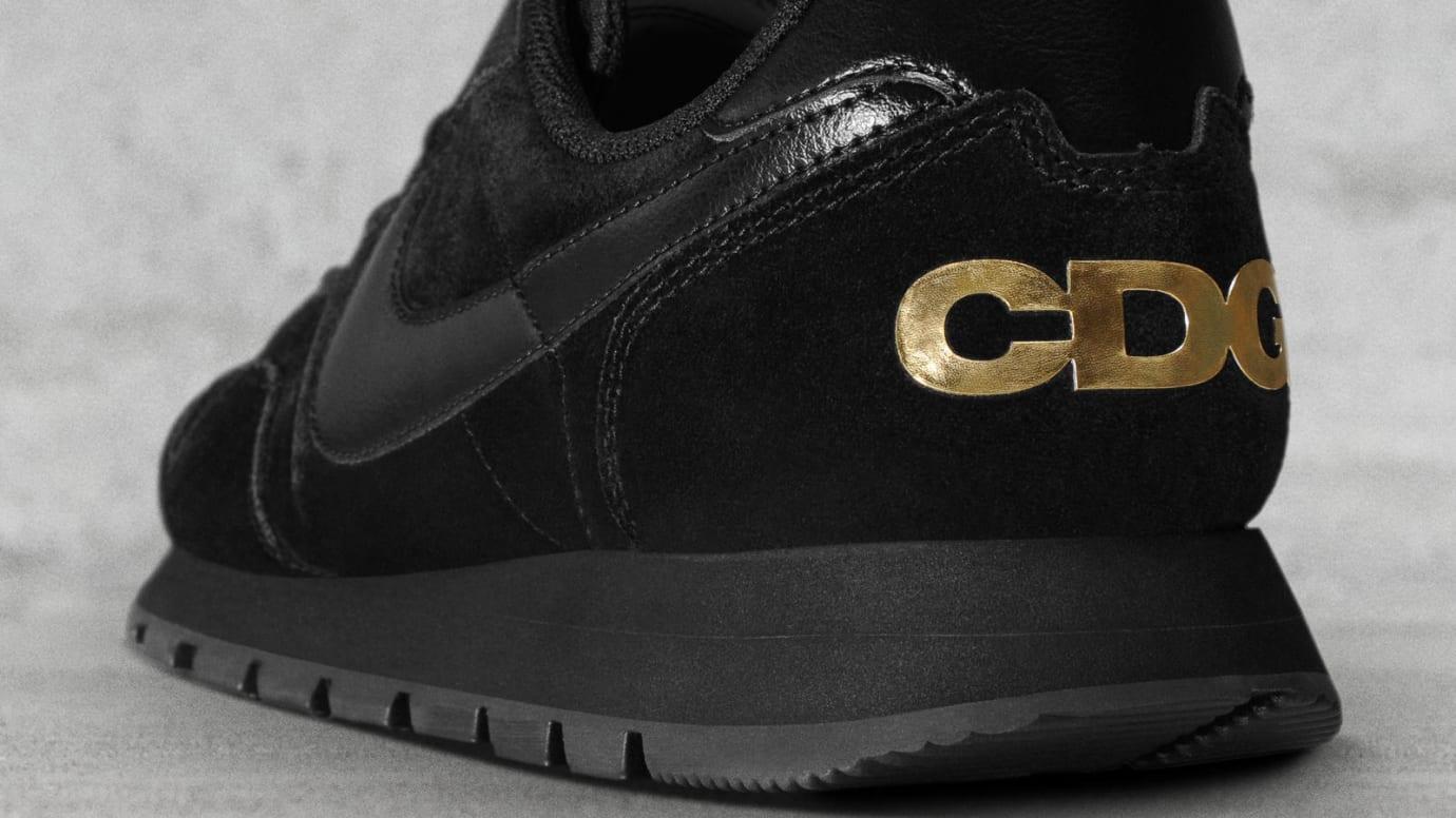 CDG Nike Pegasus Heel