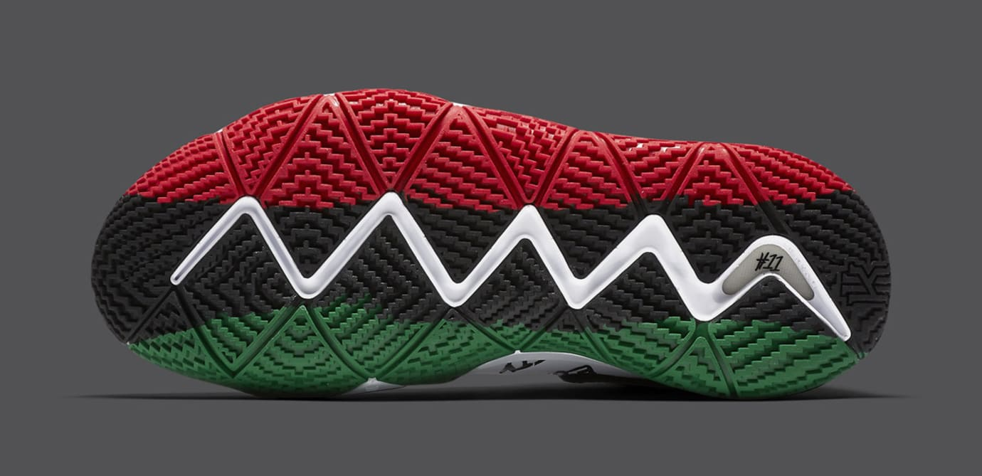Nike Kyrie 4 BHM AQ9231-900