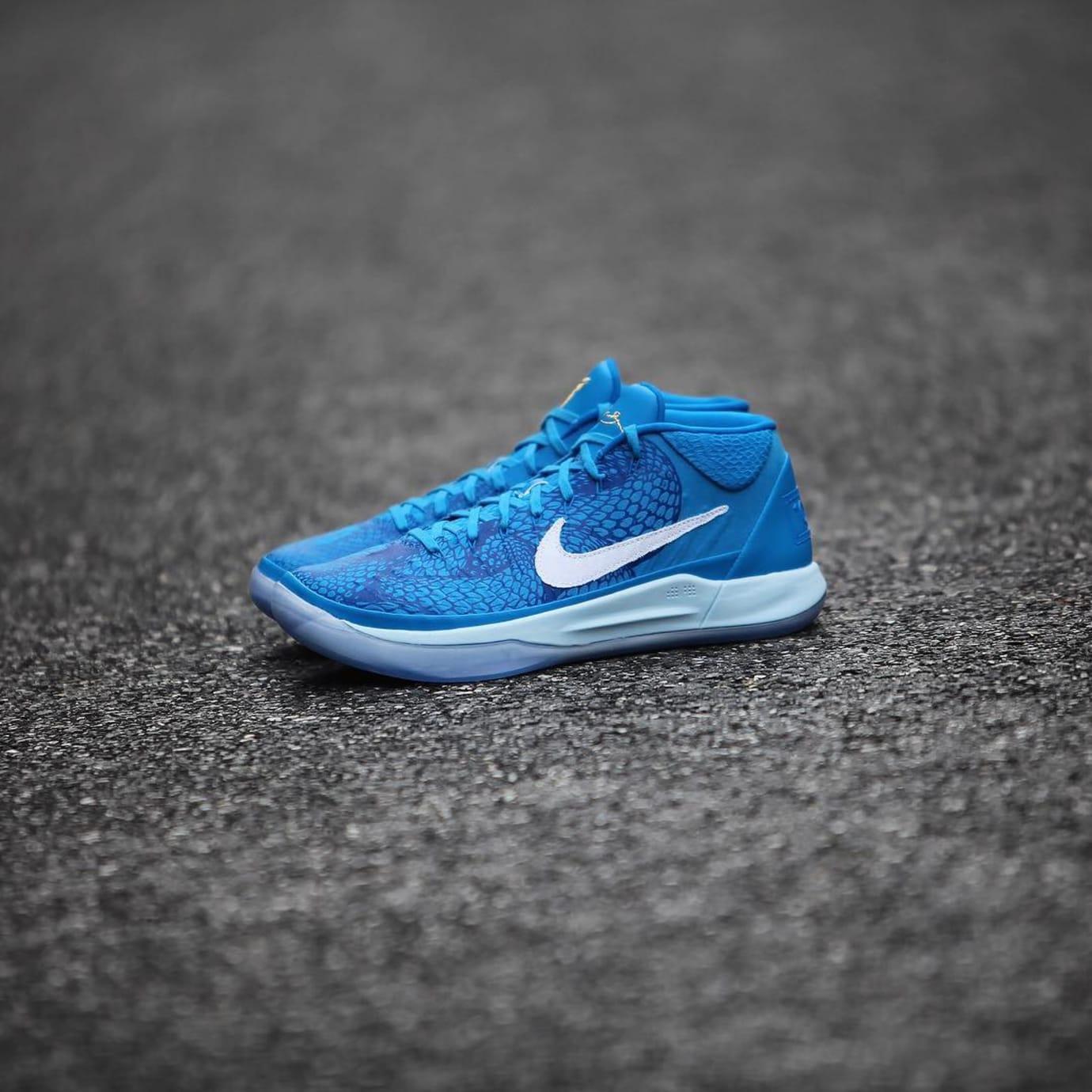 06b66f463 Nike Kobe A.D. Mid DeMar DeRozan PE Release Date Left