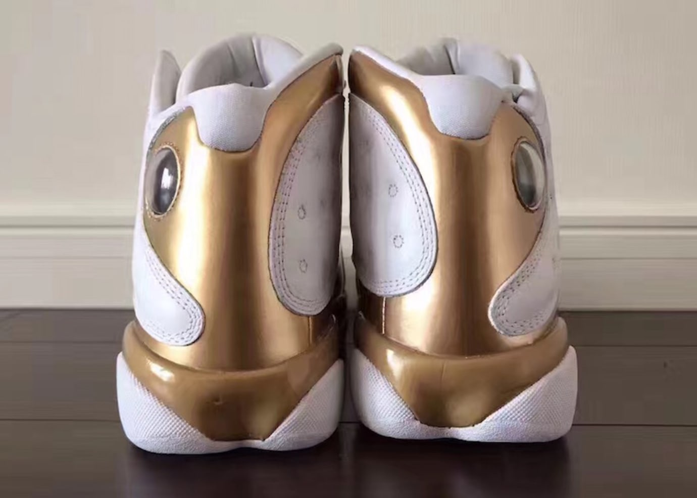 Air Jordan 13 Defining Moments Gold Release Date 414571-135 (6)