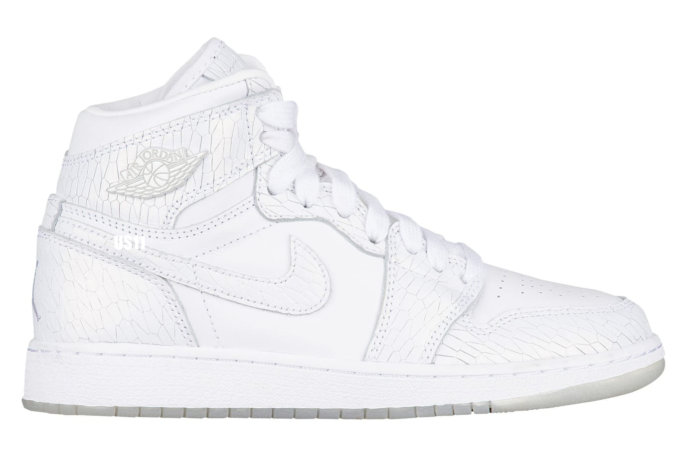 Air Jordan 1 Heiress Frost White Release Date