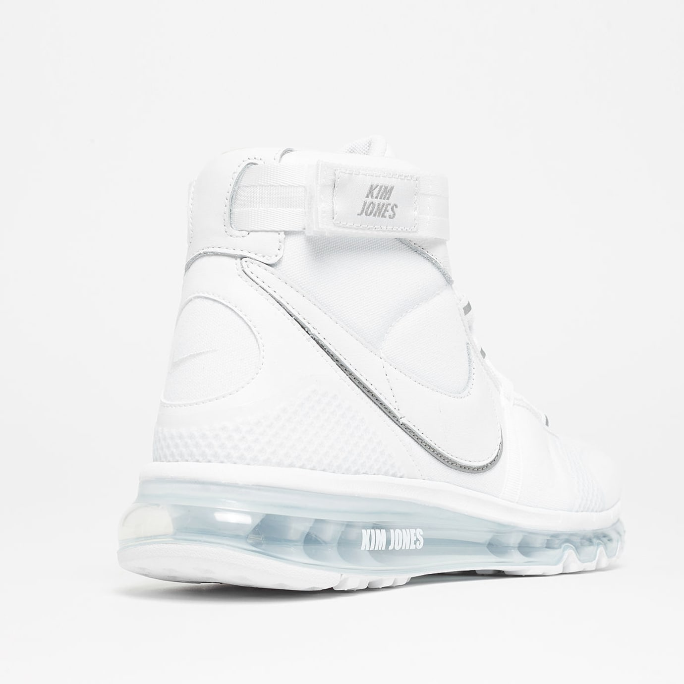 Kim Jones x NikeLab Air Max 360 Hi 'White' AO2313 100 'Black