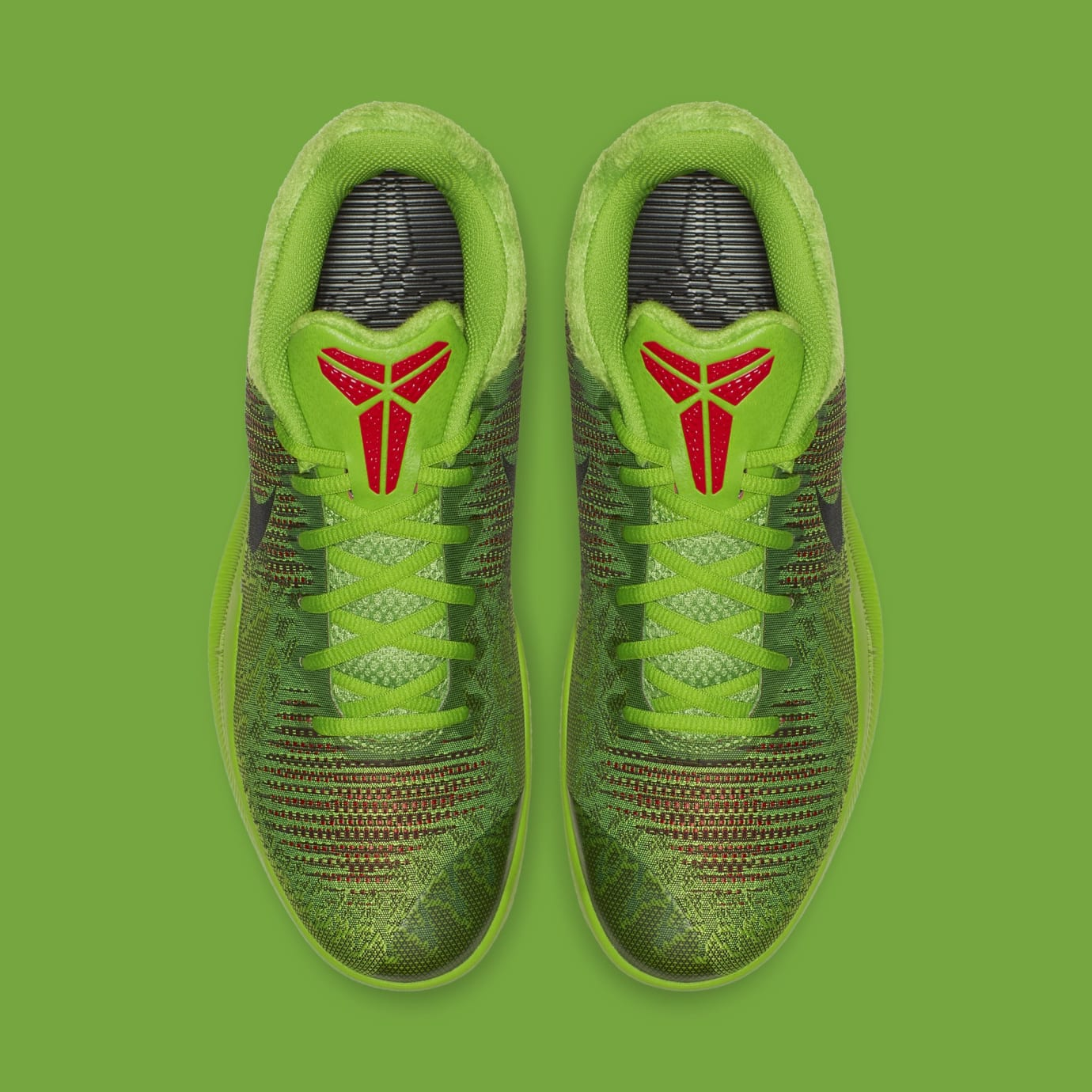 b67675c20fc12a Image via Nike Nike Mamba Rage EP  Electric Green  908974-300 (Top)