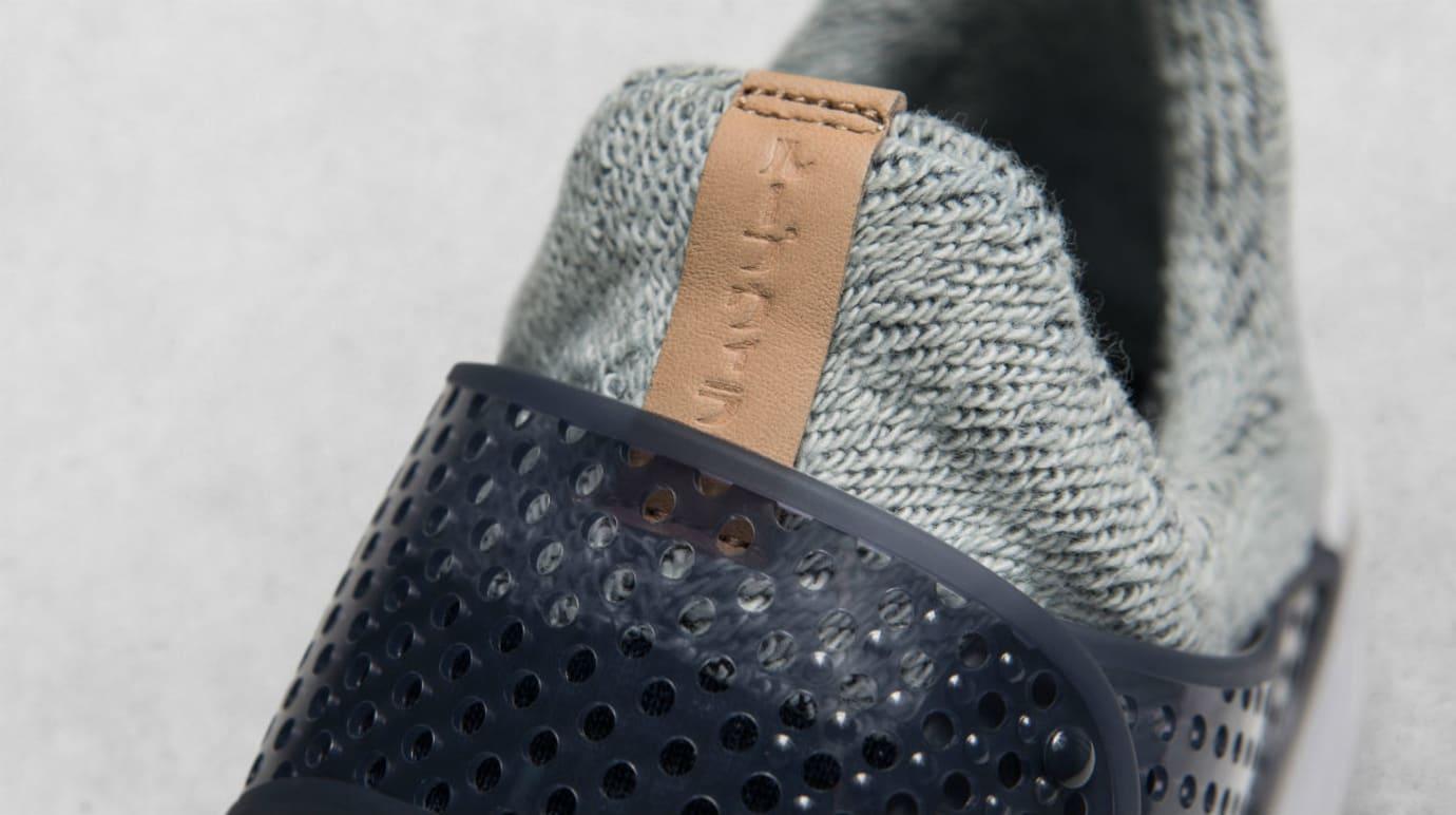 Loopwheeler x Nike Sock Dart Release Date Tongue