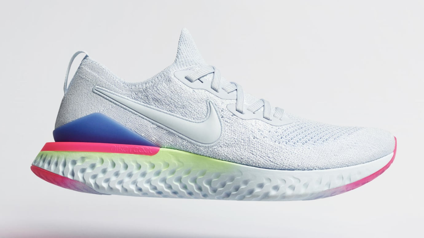 0e9ae45812e5 Nike Epic React Flyknit 2  Pixel  and  8-Bit  Release Date