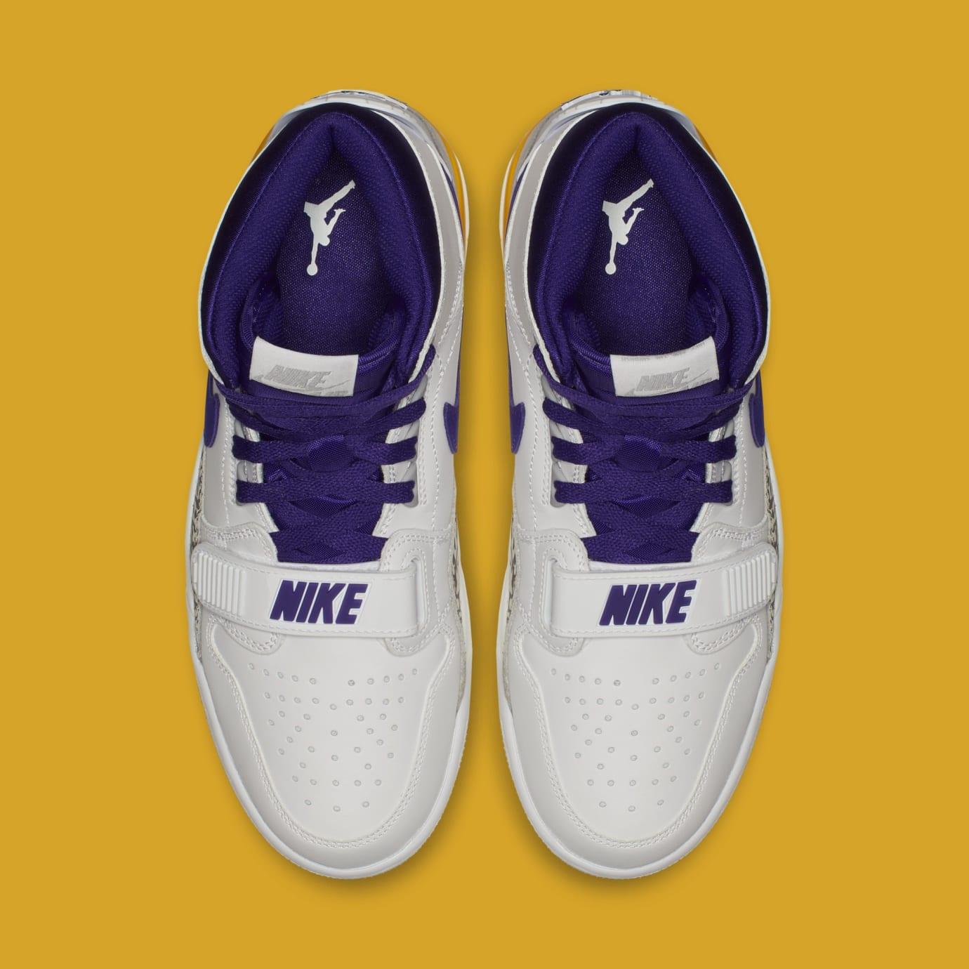 Jordan Legacy 312 'White/Field Purple-Amarillo' AV3922-157 (Top)
