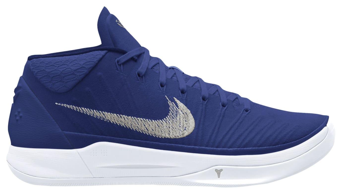 Nike Kobe A.D. Mid Team Navy