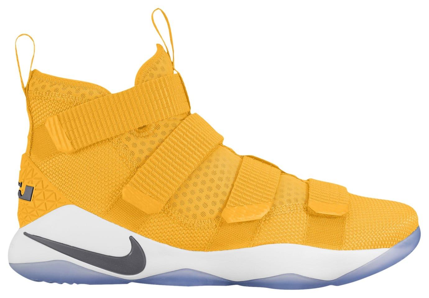 Nike LeBron Soldier 11 TB Yellow