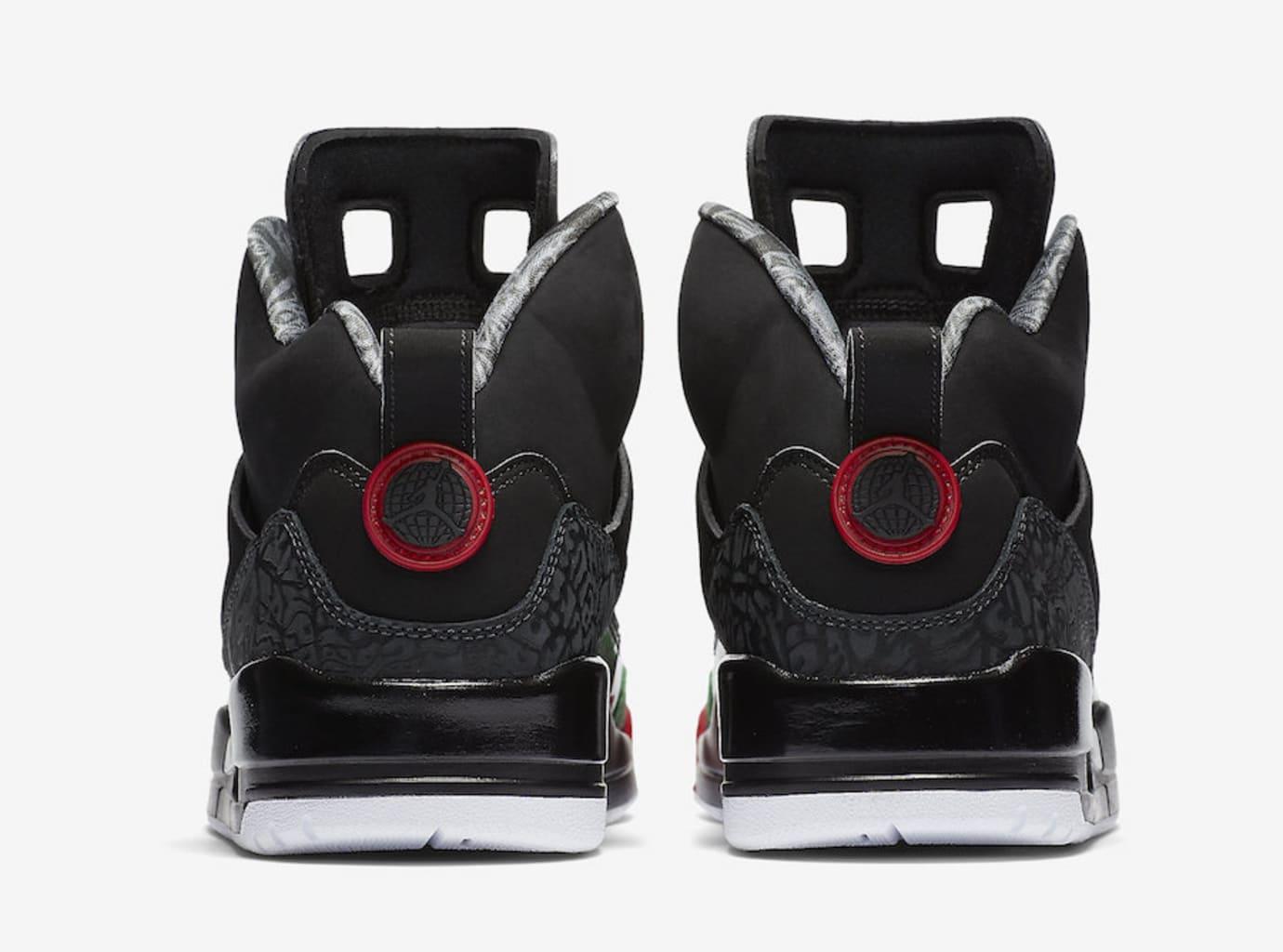Air Jordan Spizike 315371-026 (Heel)