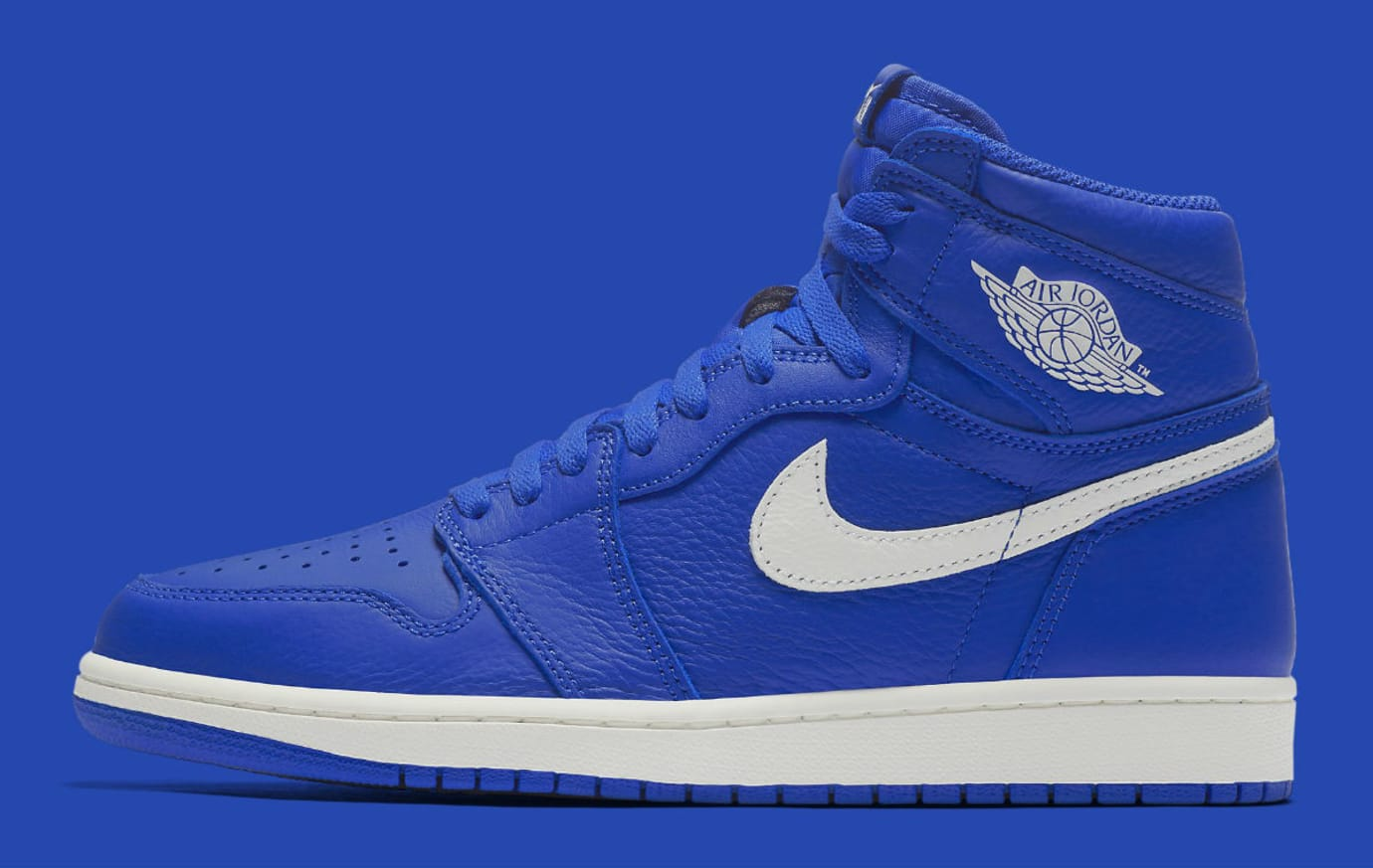 Air Jordan 1 He Got Game Hyper Royal Release Date 555088-401 Profile
