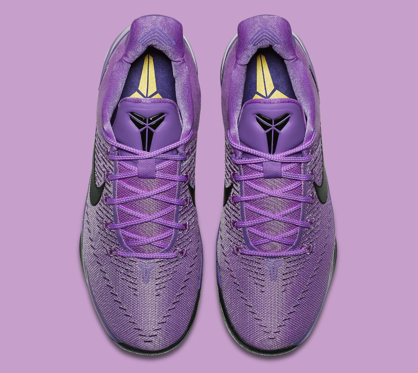 Nike Kobe A.D. Purple Stardust Lakers Release Date Top 852427-500