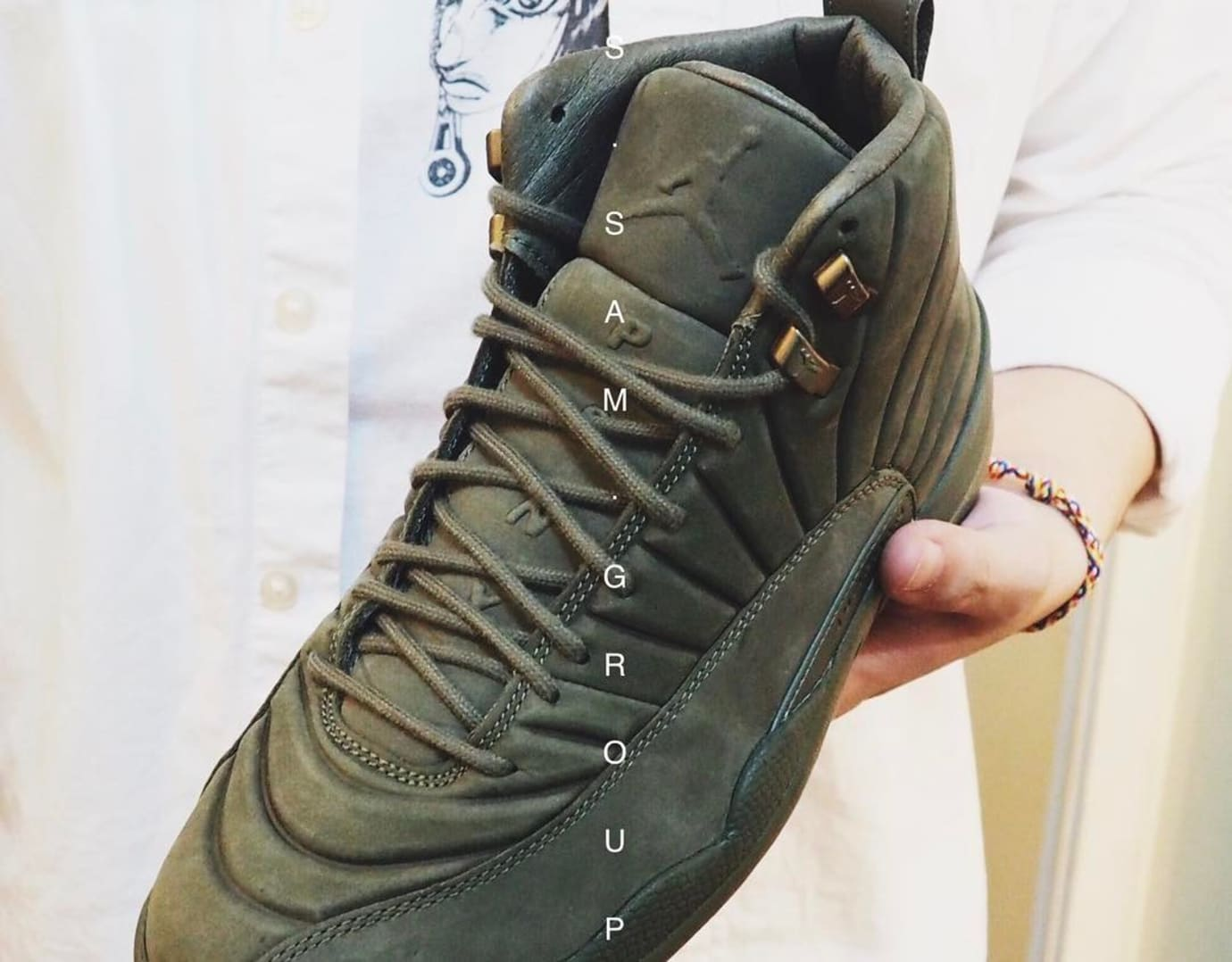 best service 02fdb b82c4 PSNY x Air Jordan 12 Olive Release Date | Sole Collector
