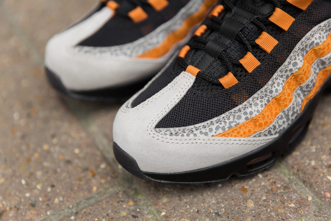 size? exclusive Nike Air Max 95 'Safari' 7