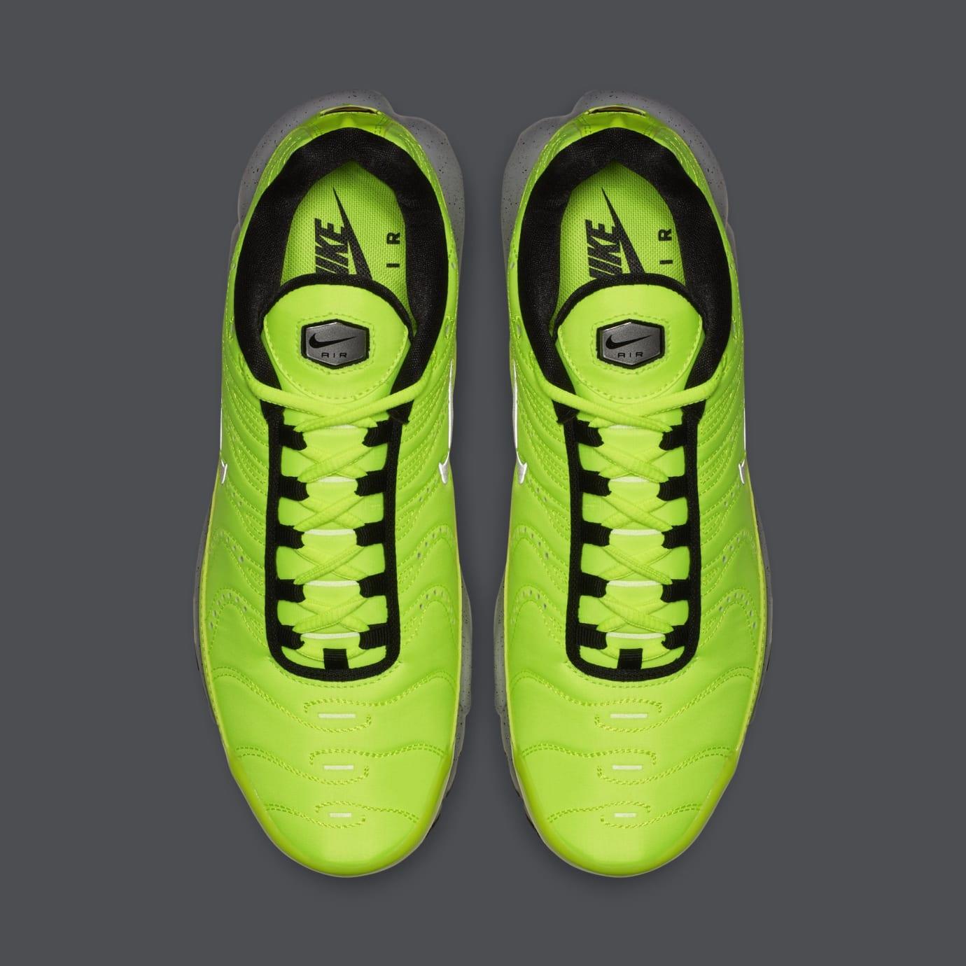 Nike Air Max Plus 'Full Volt' 815994-700 (Top)
