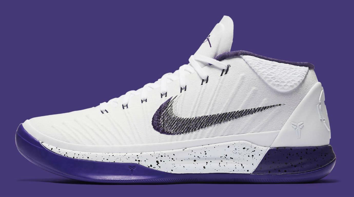 Nike Kobe A.D. Mid Baseline Inline Release Date Profile 922482-100