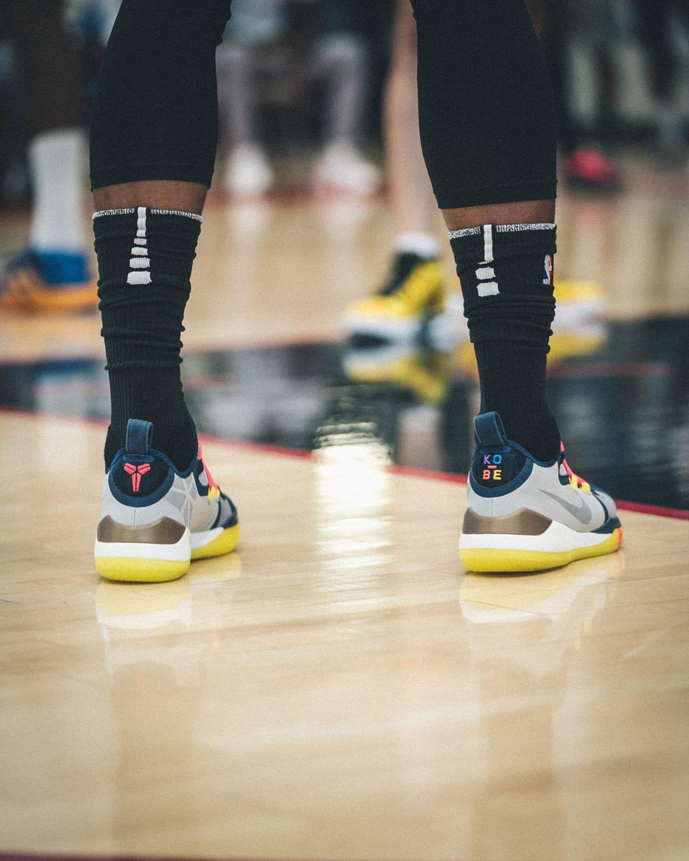 Nike Kobe A.D. 2018 DeMar DeRozan Heel