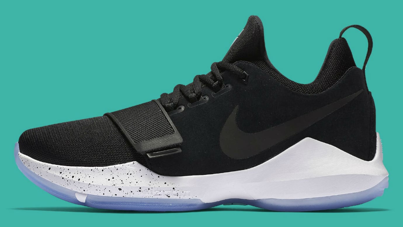 Nike PG1 Black Ice Release Date Profile 878627-001