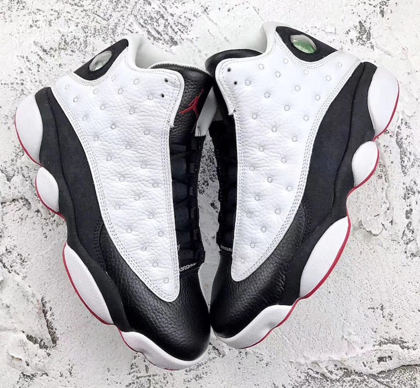 7bd335270c40 Air Jordan 13 XIII He Got Game 2018 Release date 414571-104 (2)