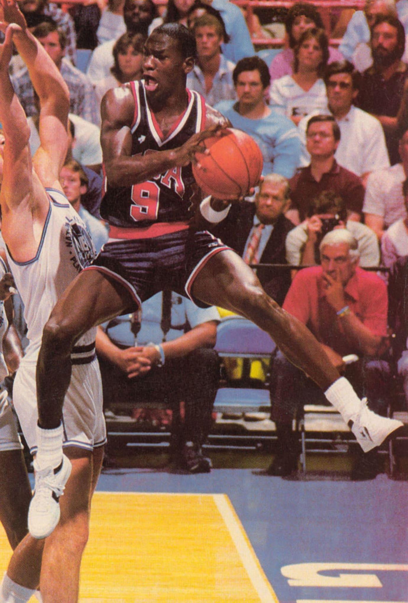 Michael Jordan 1984 Olympics