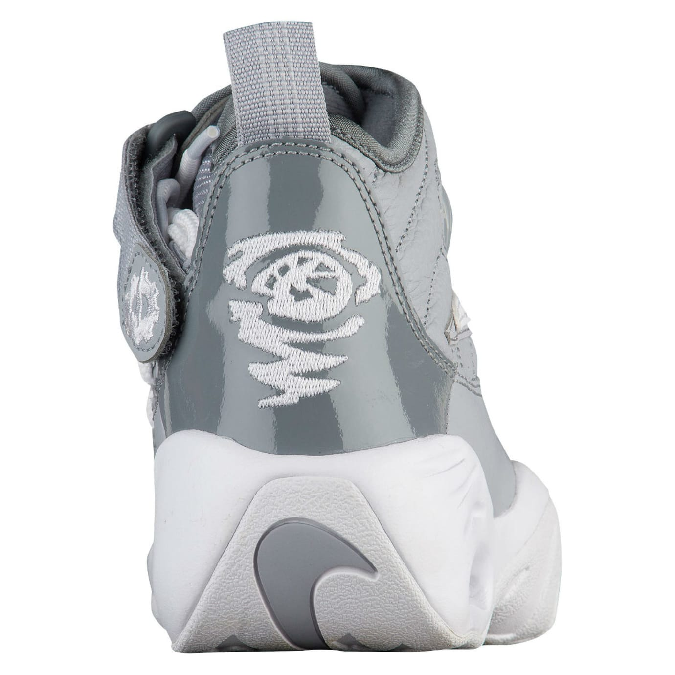 Nike Air Shake Ndestrukt Cool Grey Release Date Heel