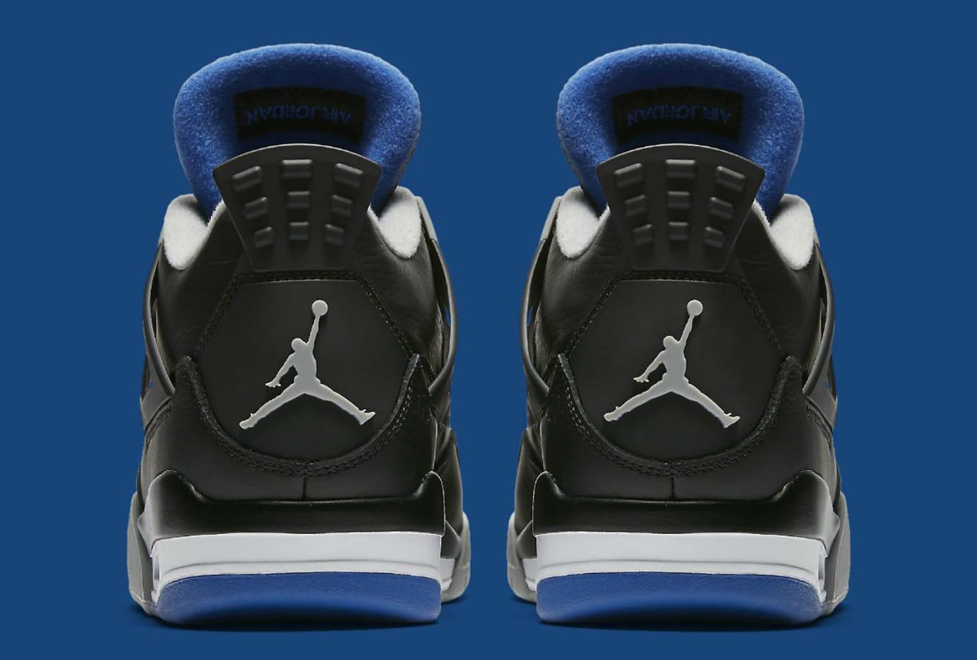 6ed93b50a15d18 Air Jordan 4 Game Royal Motorsports Release Date 308497-006