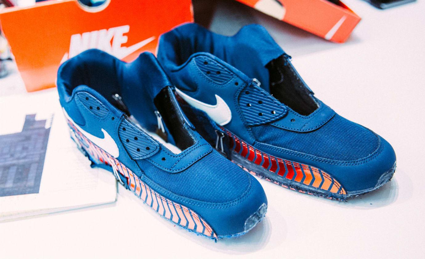 PSG x Nike Air Max 90 (2)