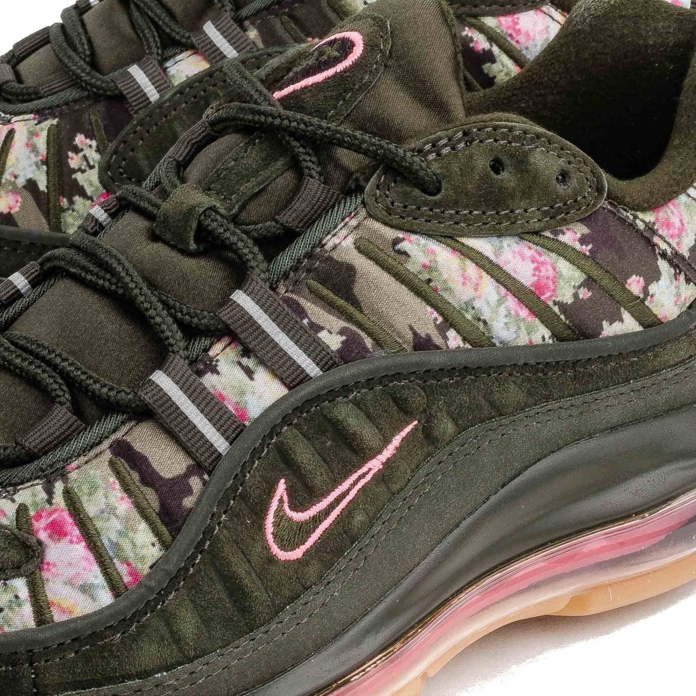 WMNS Nike Air Max 98 'Sequoia' AQ6488-300 (Detail)