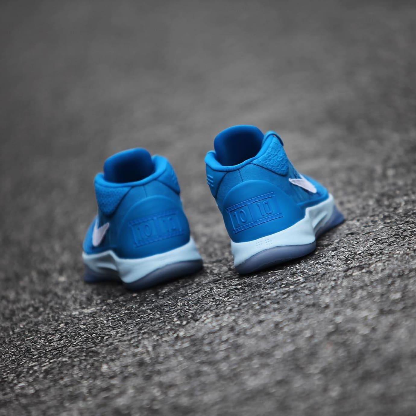 1d488b9e702e Nike Kobe A.D. Mid DeMar DeRozan PE Release Date Heel