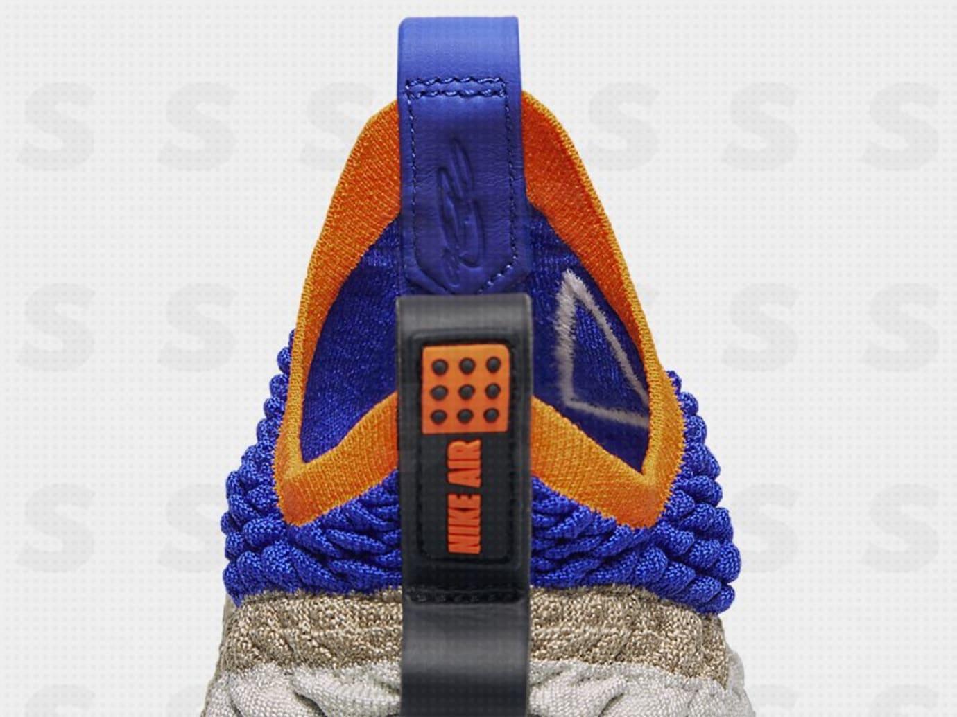 wholesale dealer ac9d7 b1fae Image via sinshouhin on Twitter Nike LeBron 15 Mowab LeBron Watch