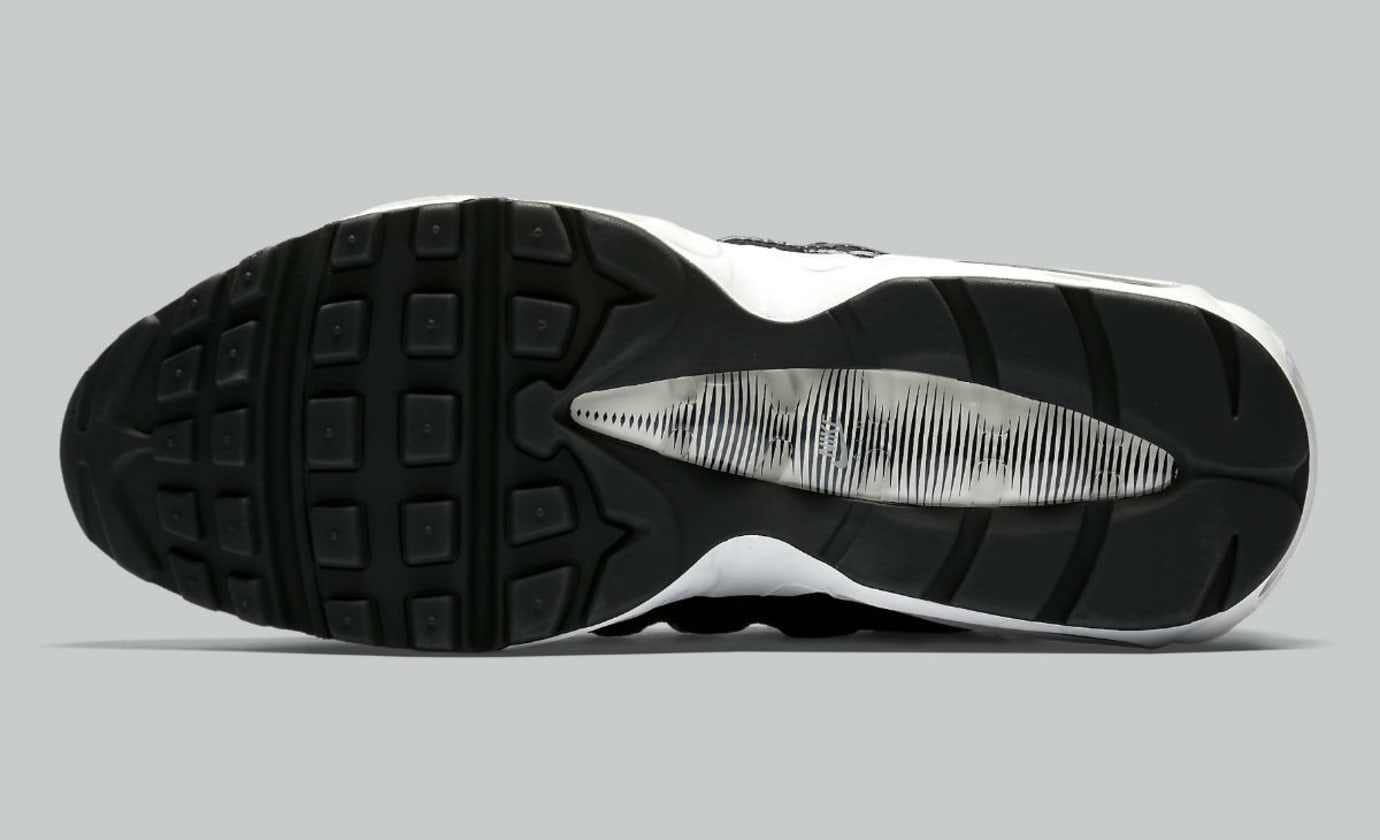 new concept 68442 aafa5 Nike Air Max 95 Rebel Skulls Release Date Sole 538416-008