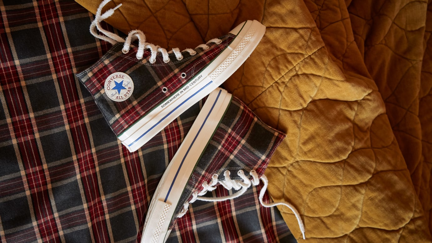 ASAP Nast x Converse Chuck Taylor All Star 70
