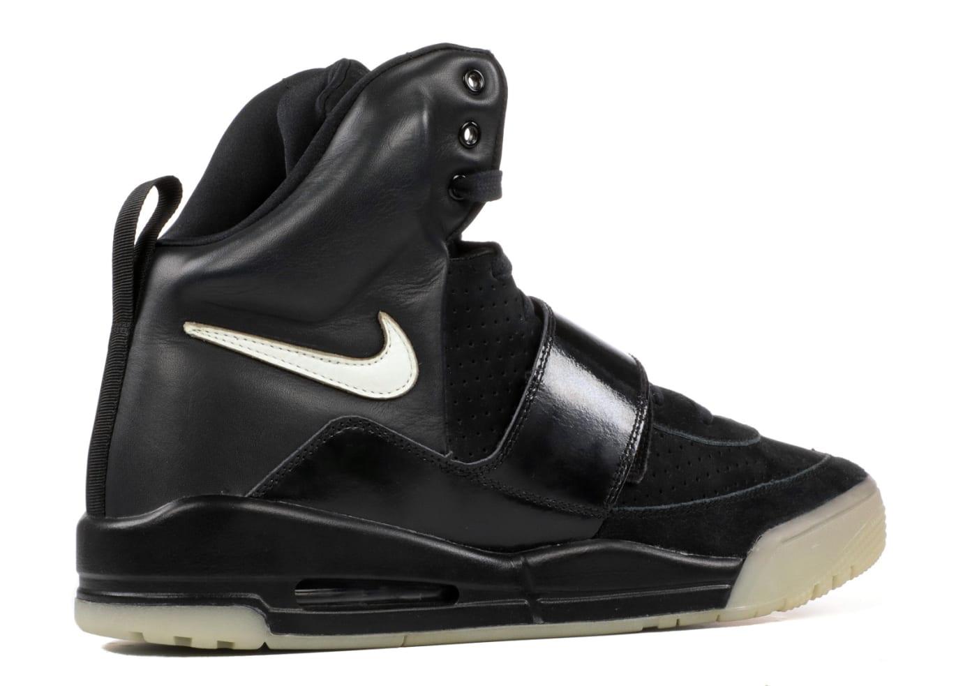 Nike Air Yeezy Glow Sample Heel