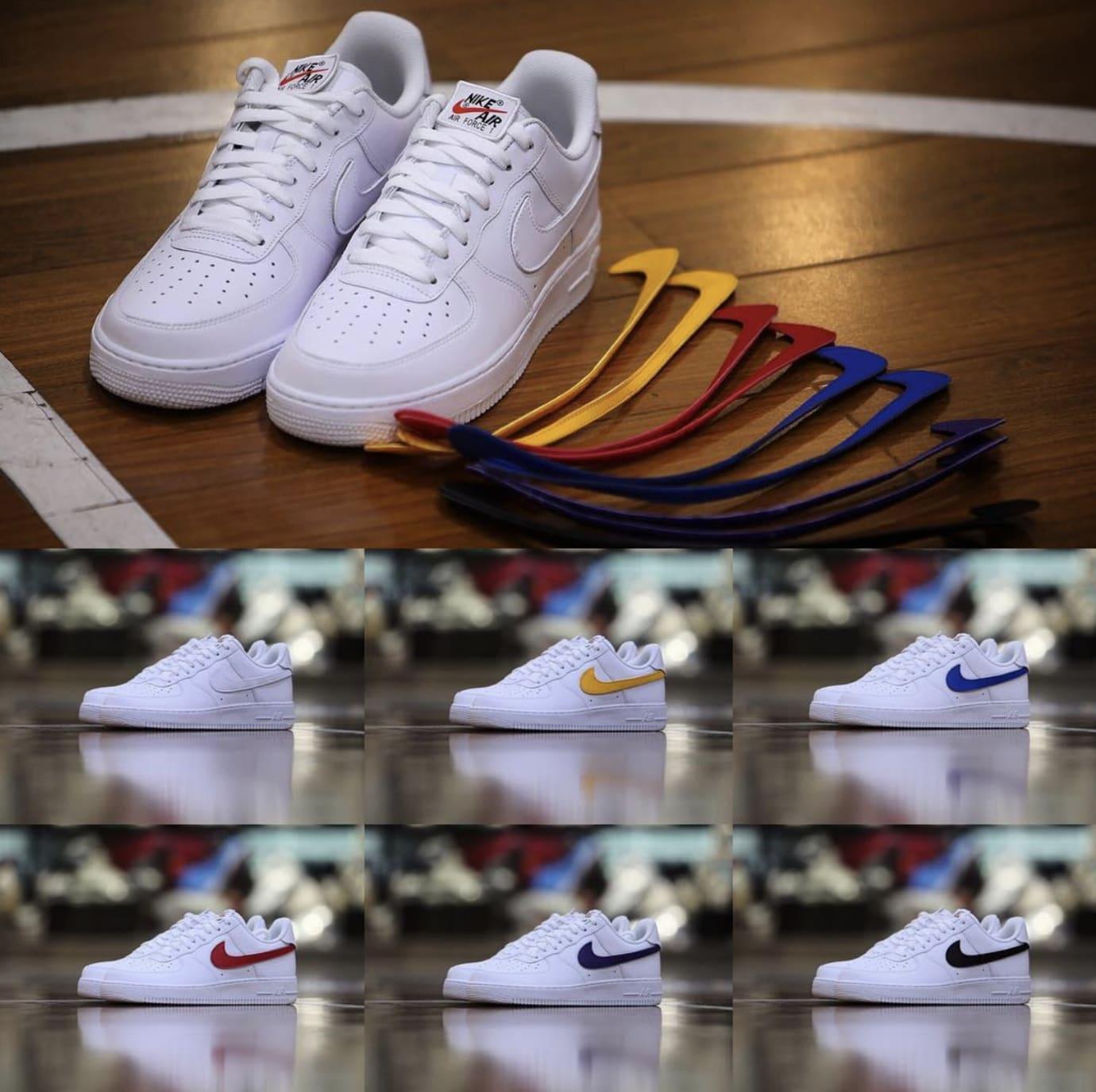 Nike Air Force 1 'All Star/White