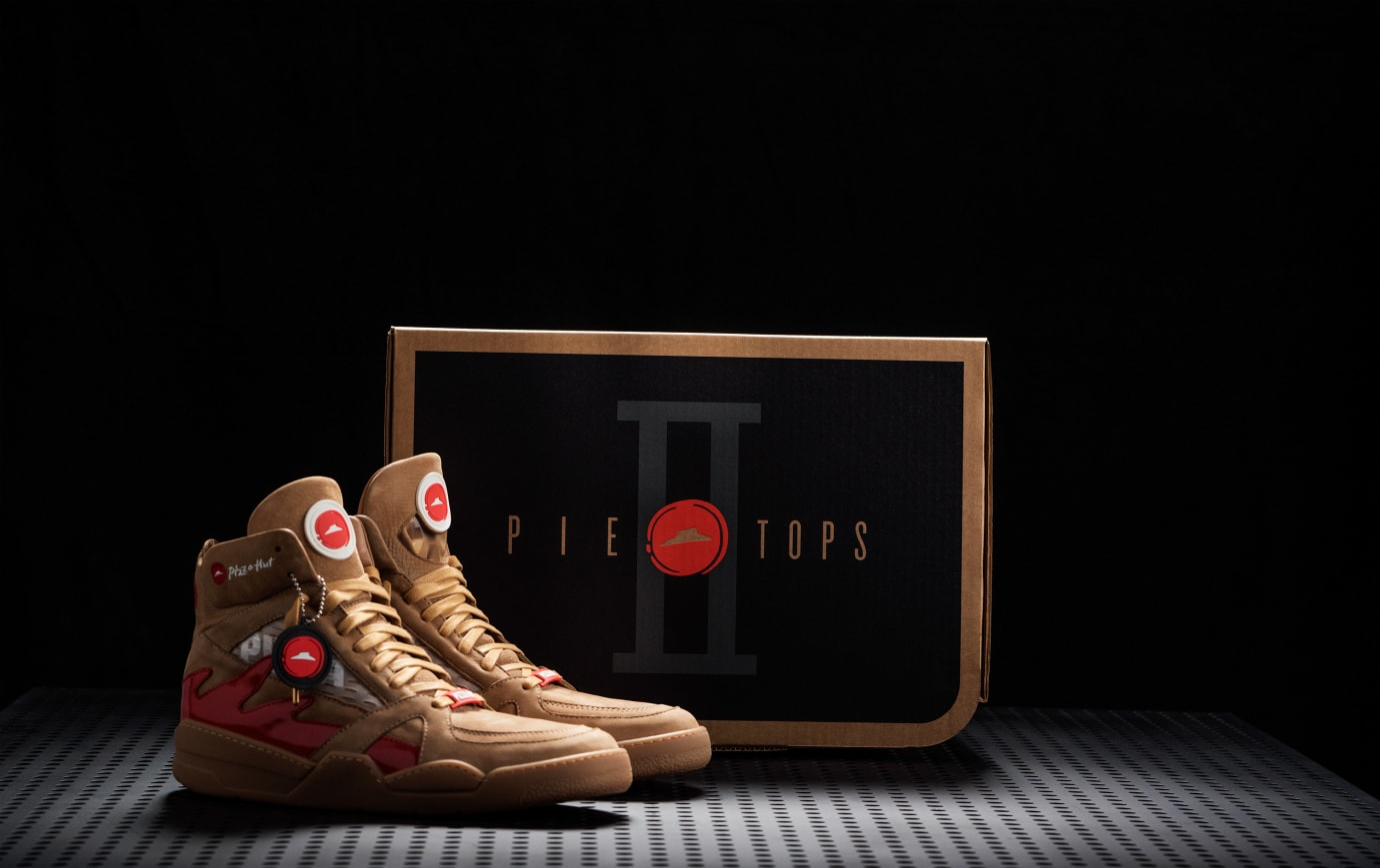 Pizza Hut Pie Top II Sneaker 5