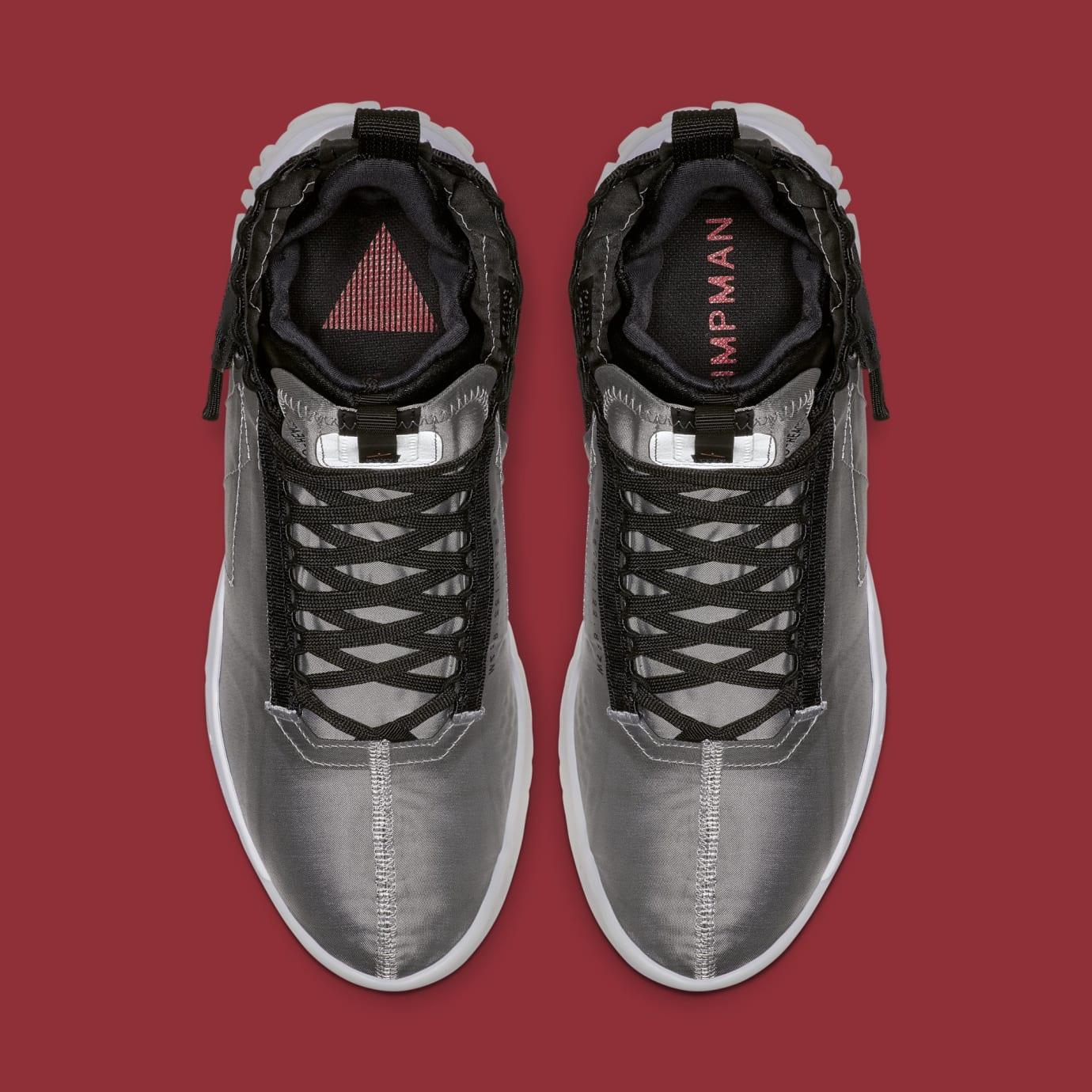 Jordan Proto React 'Grey/Black' BV1654-002 (Top)