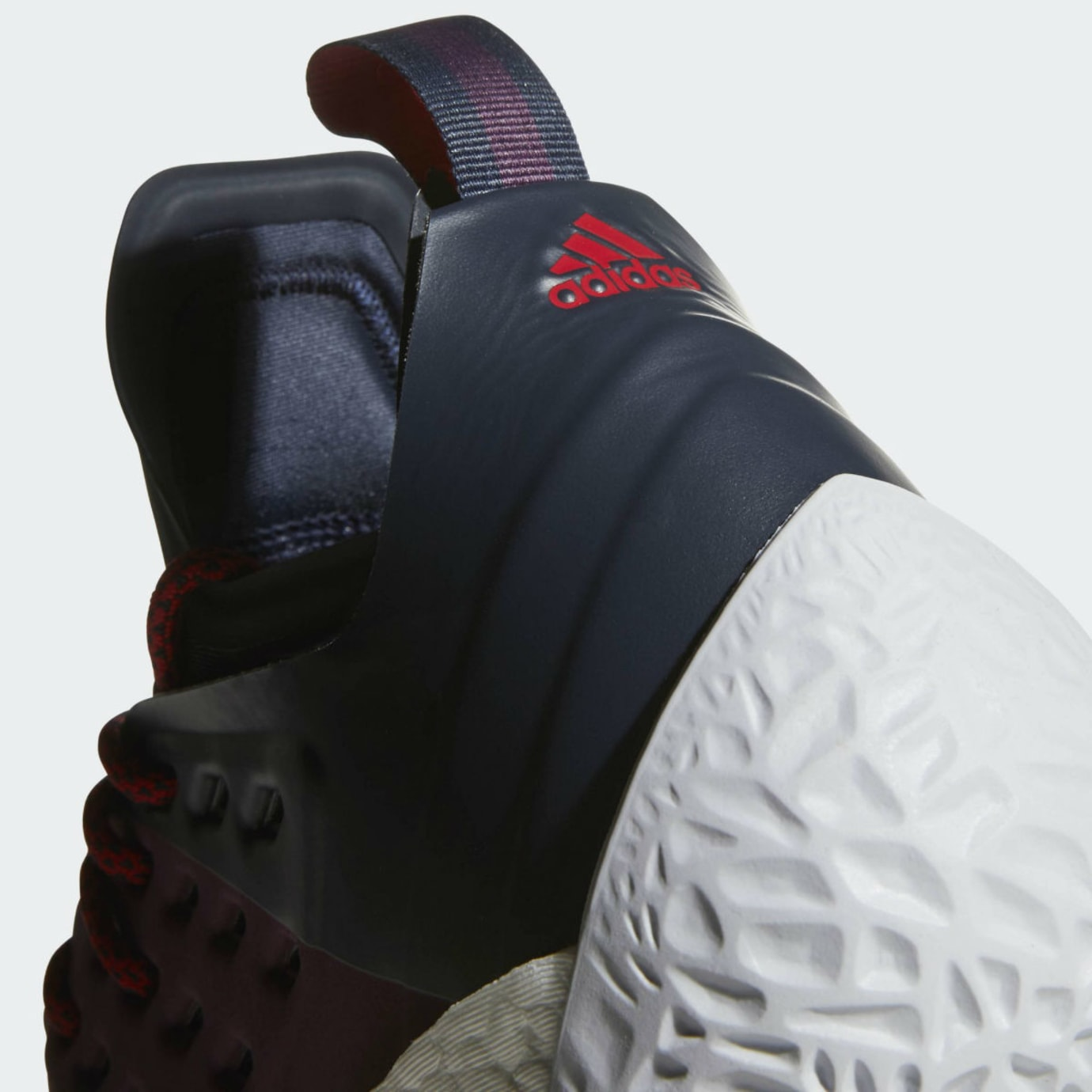 Adidas Harden Vol. 2 Maroon Release Date AH2124 Back
