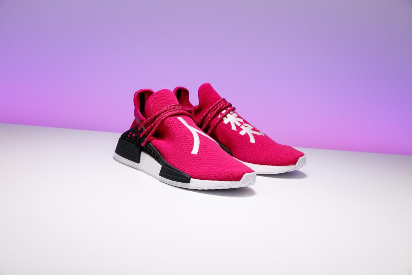 wholesale dealer 0e311 bd7c8 Pharrell x Adidas NMD HU