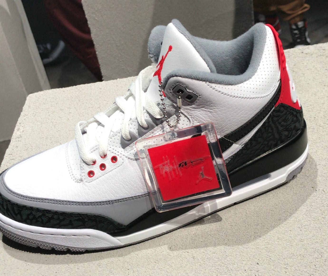 finest selection 25683 09a74 Air Jordan 3 III Tinker Release Date AQ3835-160 | Sole Collector
