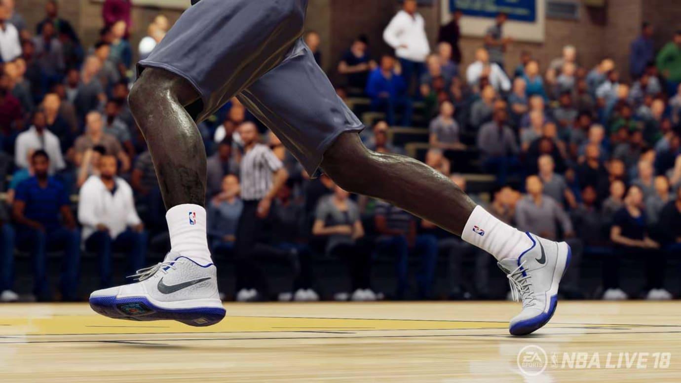 Nike Kyrie 3 NBA Live 18