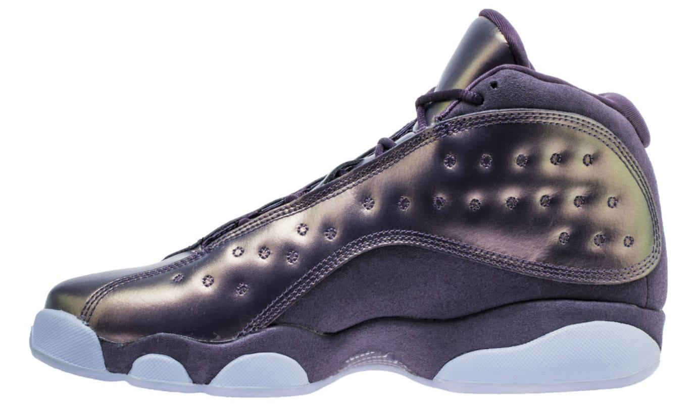 Air Jordan 13 XIII HC Dark Raisin Release Date AA1236-520 Medial