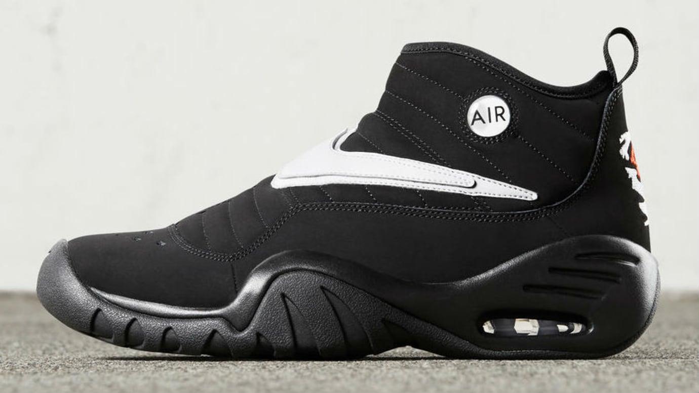 Nike Air Shake Ndestrukt Black Profile Release Date