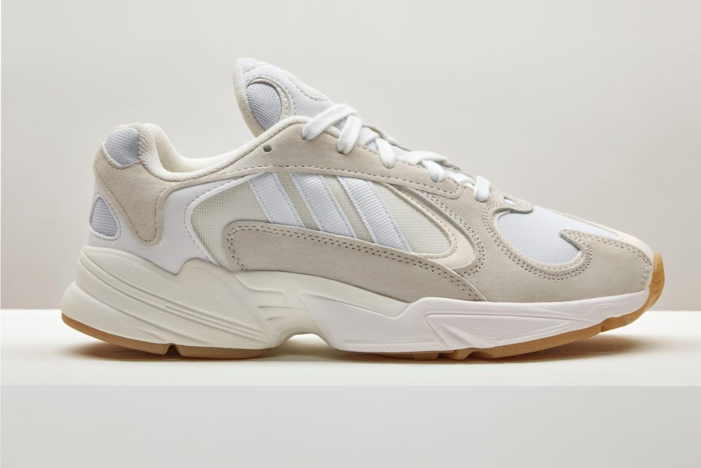 Wardrobe.NYC x Adidas Yung-1 (Lateral)