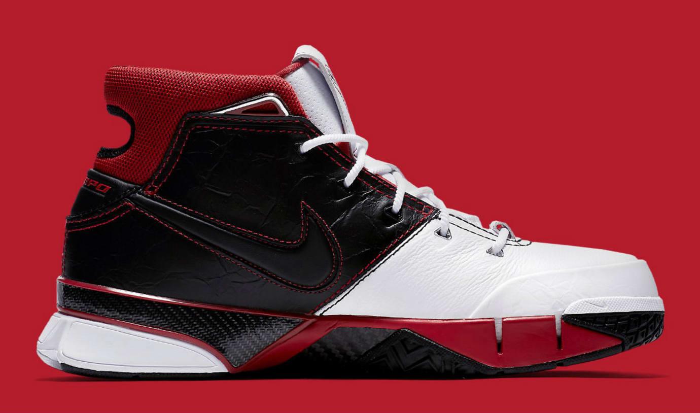 super popular 7864d c4197 Image via Nike Nike Zoom Kobe 1 Protro All-Star Release Date AQ2728-102  Medial