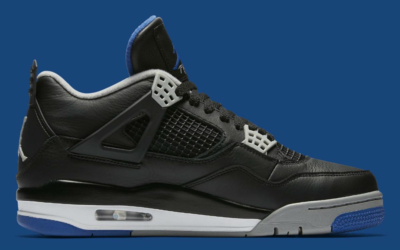 e5fbe645de36ce Air Jordan 4 Game Royal Motorsports Release Date 308497-006