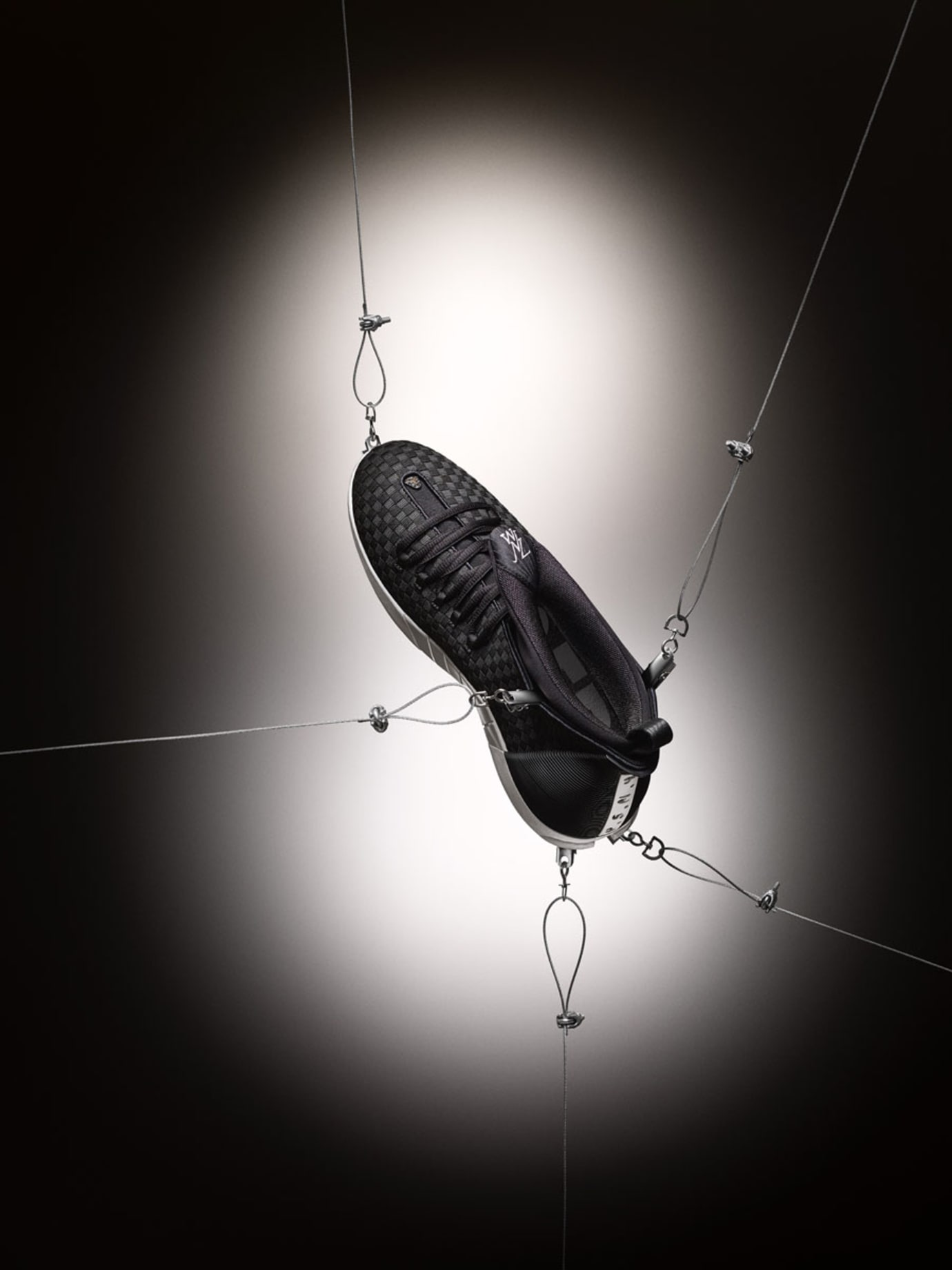 PSNY x Air Jordan 15 Black Suede Top