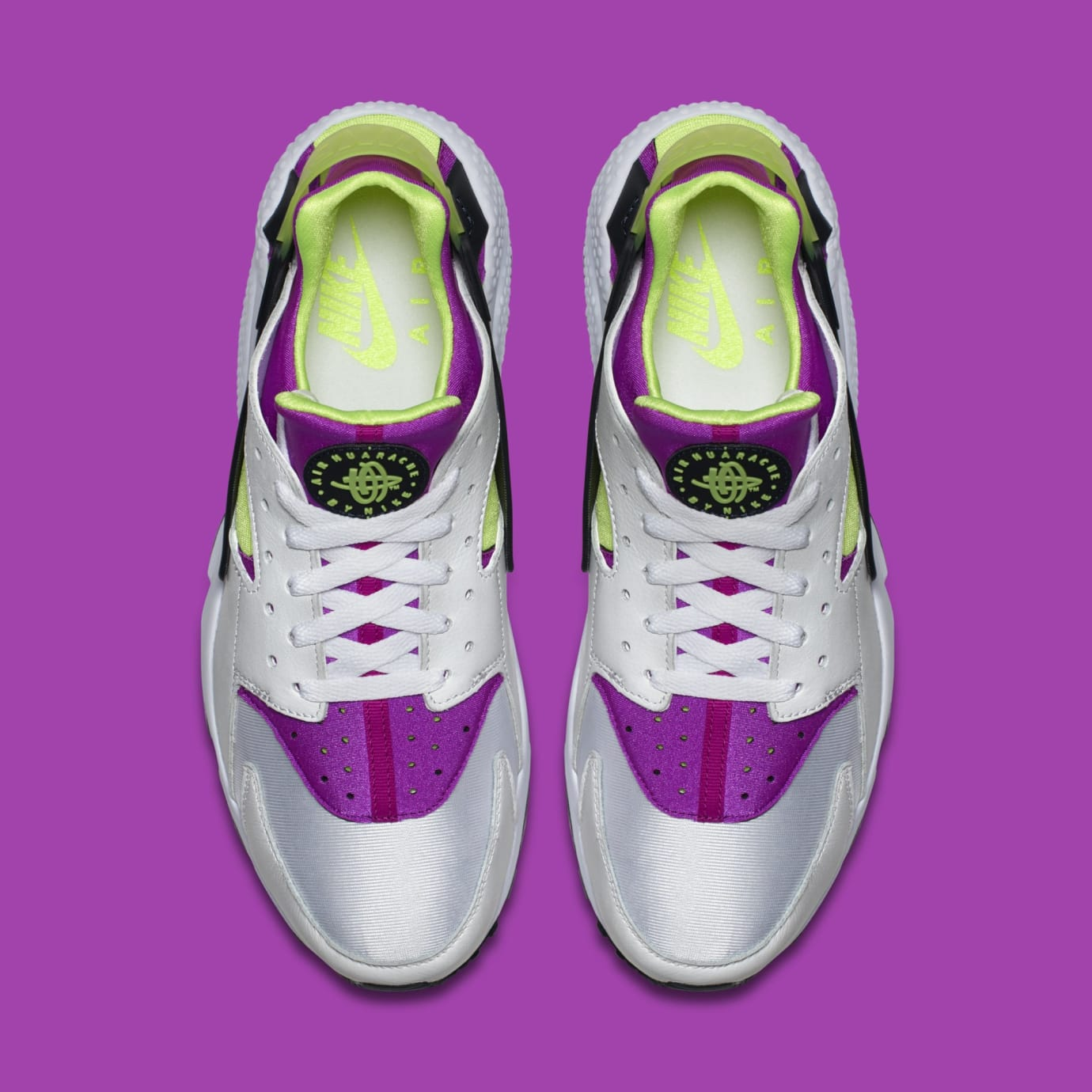 Nike Air Huarache AH8049-101 (Top)