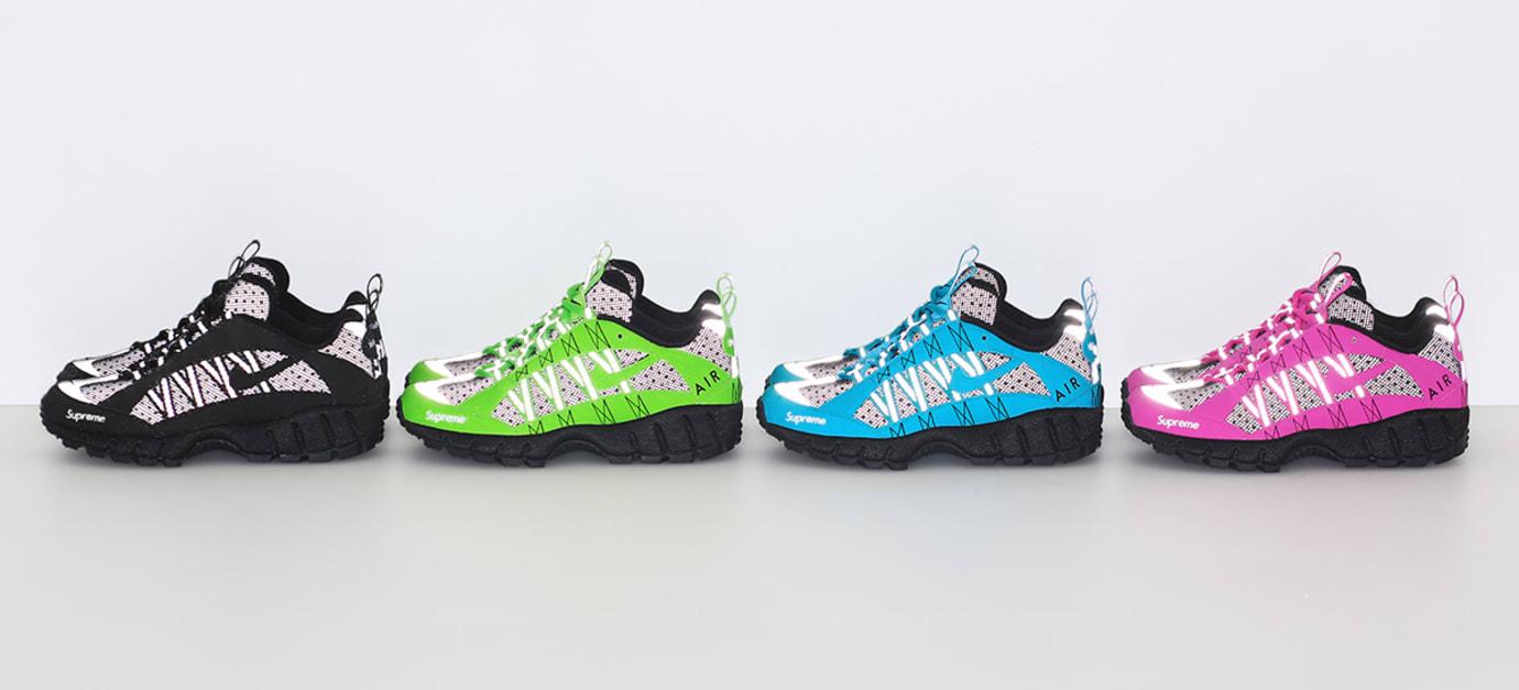 Supreme Nike Humara Reflective