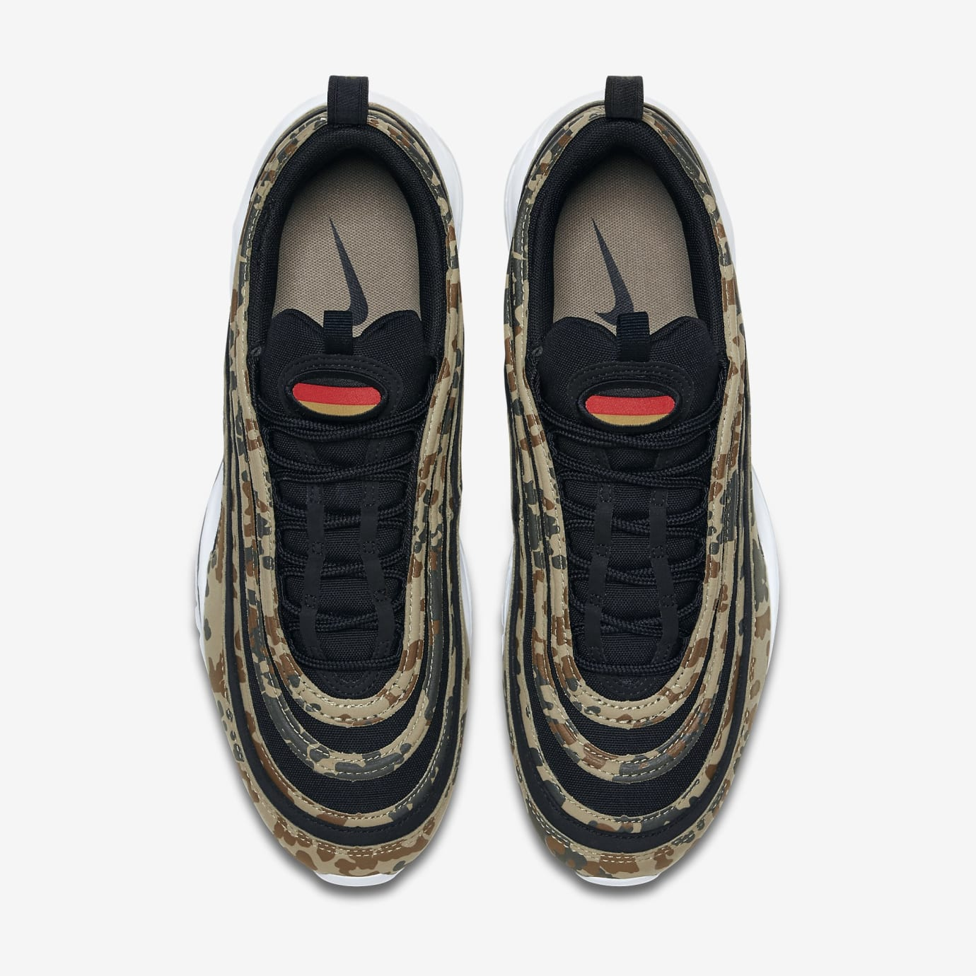 Nike Air Max 97 'Country Camo' Germany AJ2614-204 (Top)