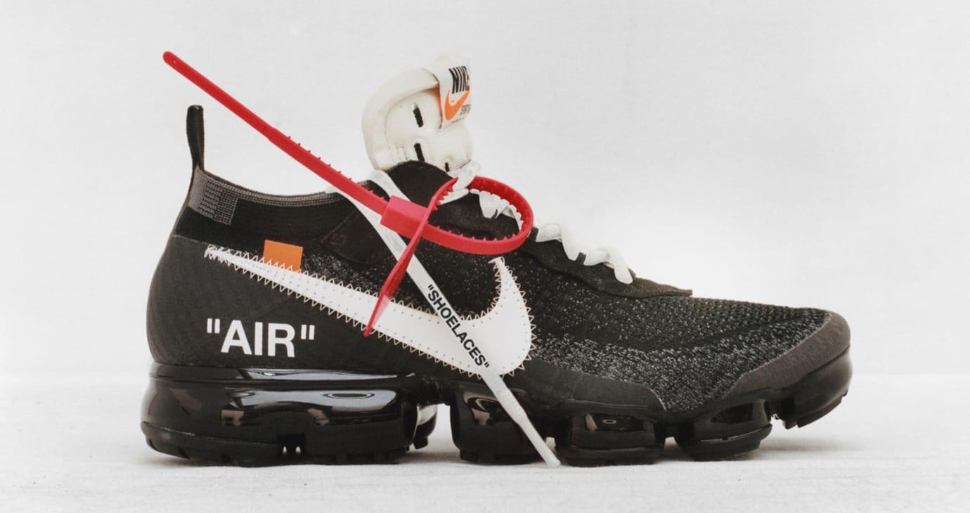 Virgil Abloh x Nike Air Vapormax