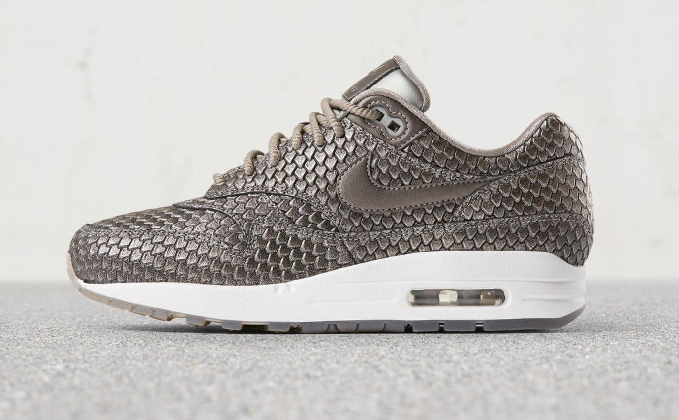 Anaconda Nike Air Max 1 Silver